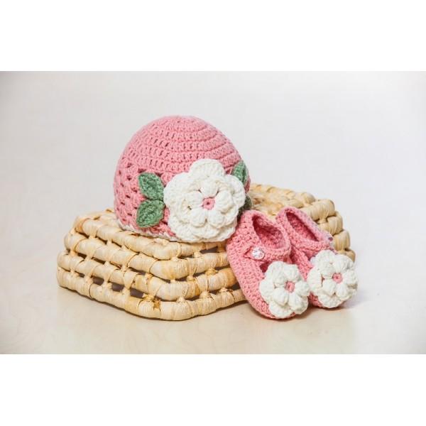 粉紅花BB套裝